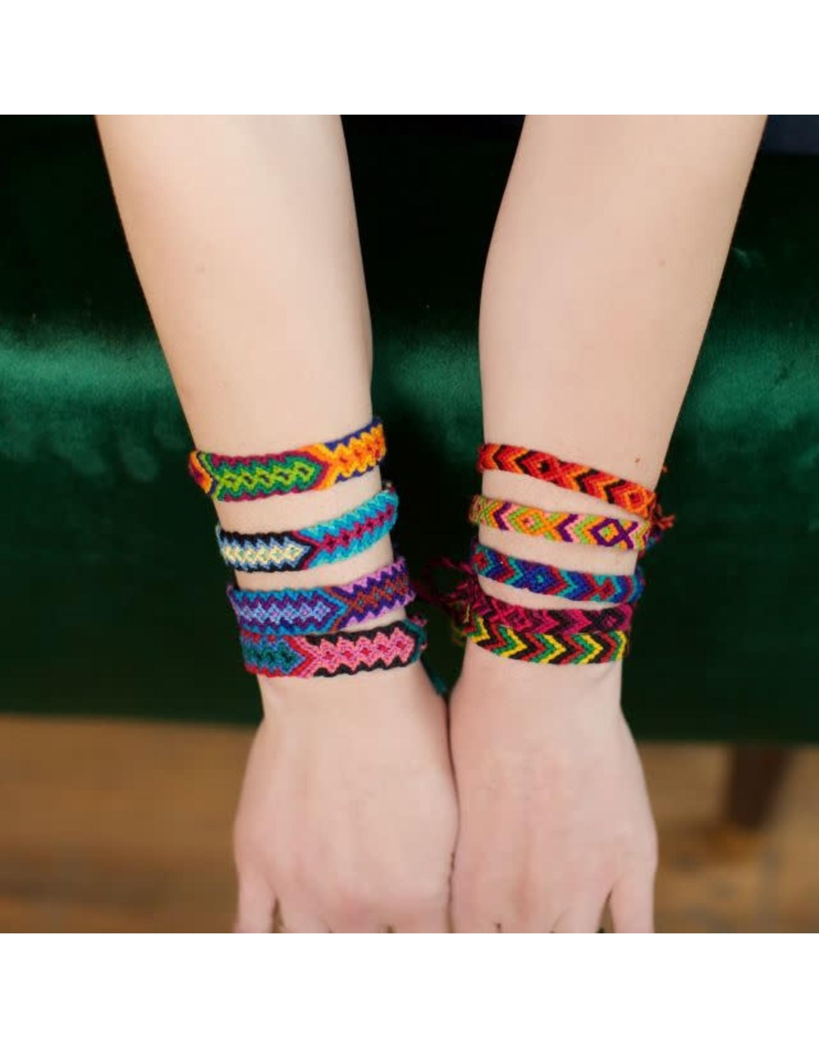 Cotton Small Friendship Bracelets