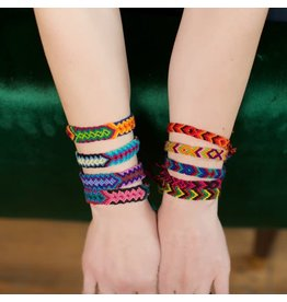 Cotton Small Friendship Bracelets