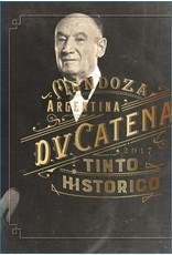 Mendoza Argentina, D.V. Catena, Tinto Historico, 1917