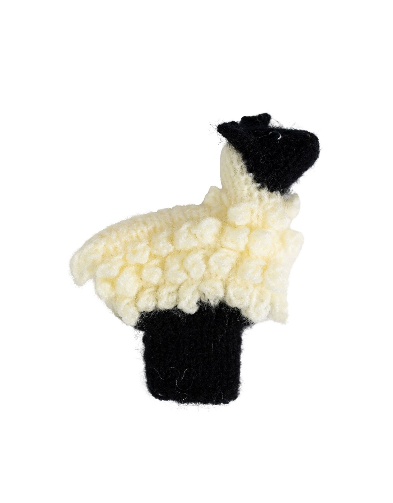 Finger Puppet Sheep, Peru