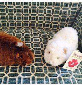 """Peru, Alpaca Fur Animal Guinea Pig Small 4"""""""