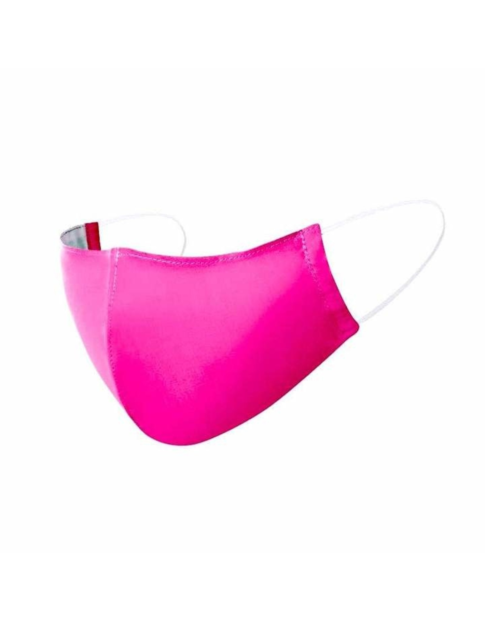 Cotton Mask w/ Filter, Pink (2 KIDS Sizes)
