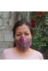 Duckbill, Ikat Mask, w/ Pocket (2 sizes)