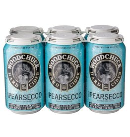 Woodchuck Bubbly Pearsecco, Six Pack