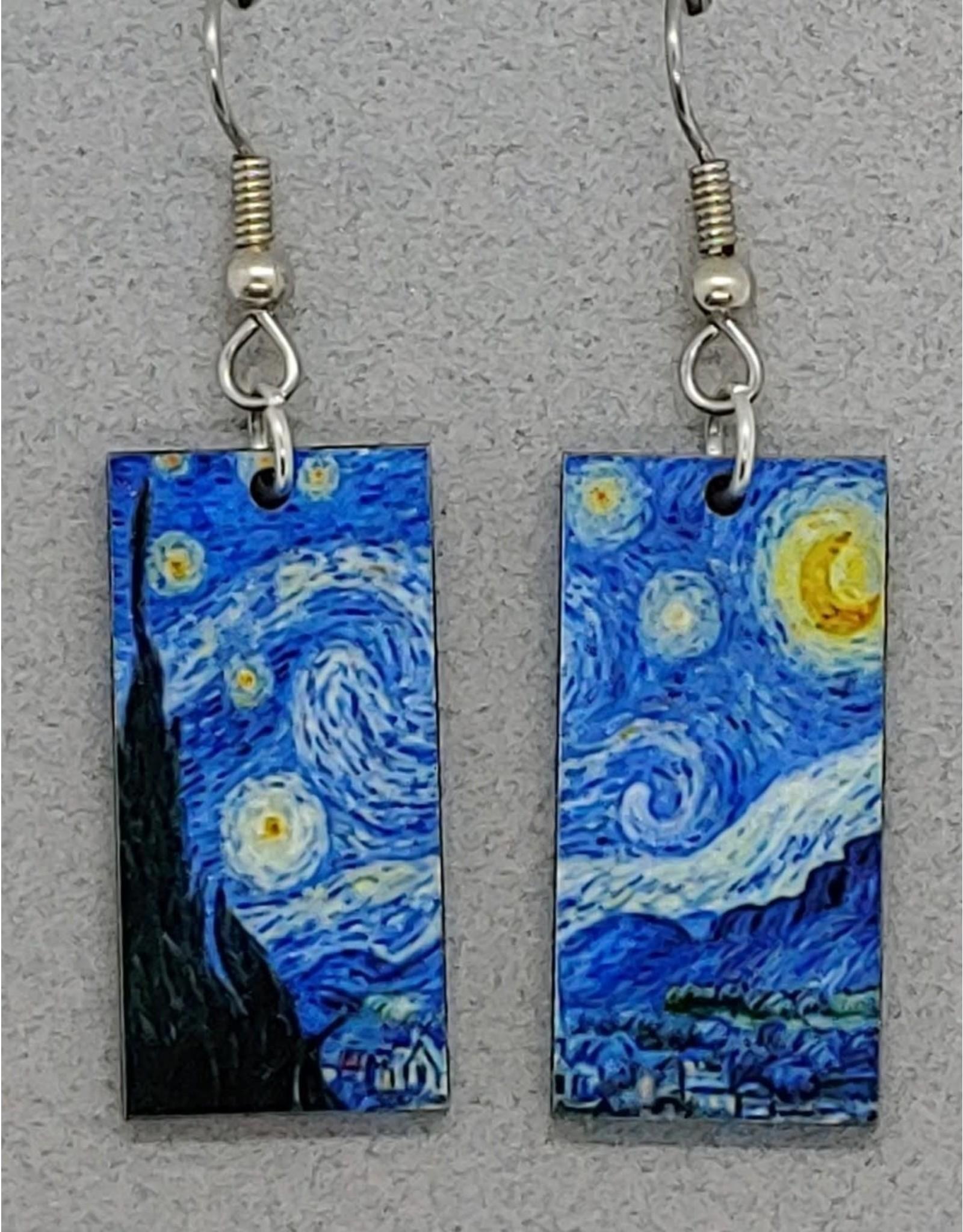 Van Gogh, Dangle, STARRY NIGHT