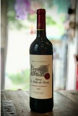 Chateau La Moth du Barry, BORDEAUX, (100% Merlot)