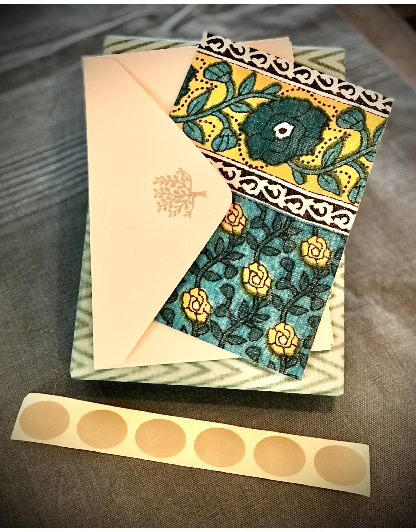 Bangladesh, Correspondence Card Set of 8
