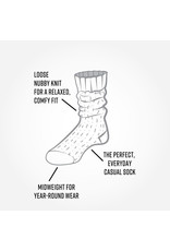 Organic Cotton Ragg Socks, Olive