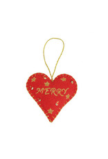 Merry Heart Ornament, India