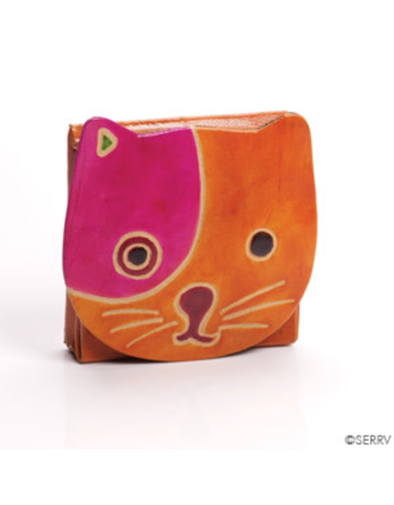 Coin Purse Cat, India