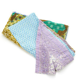 Kantha Patchwork Multi Throw