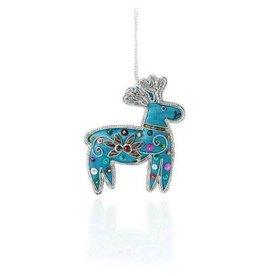 Blue Reindeer Zari