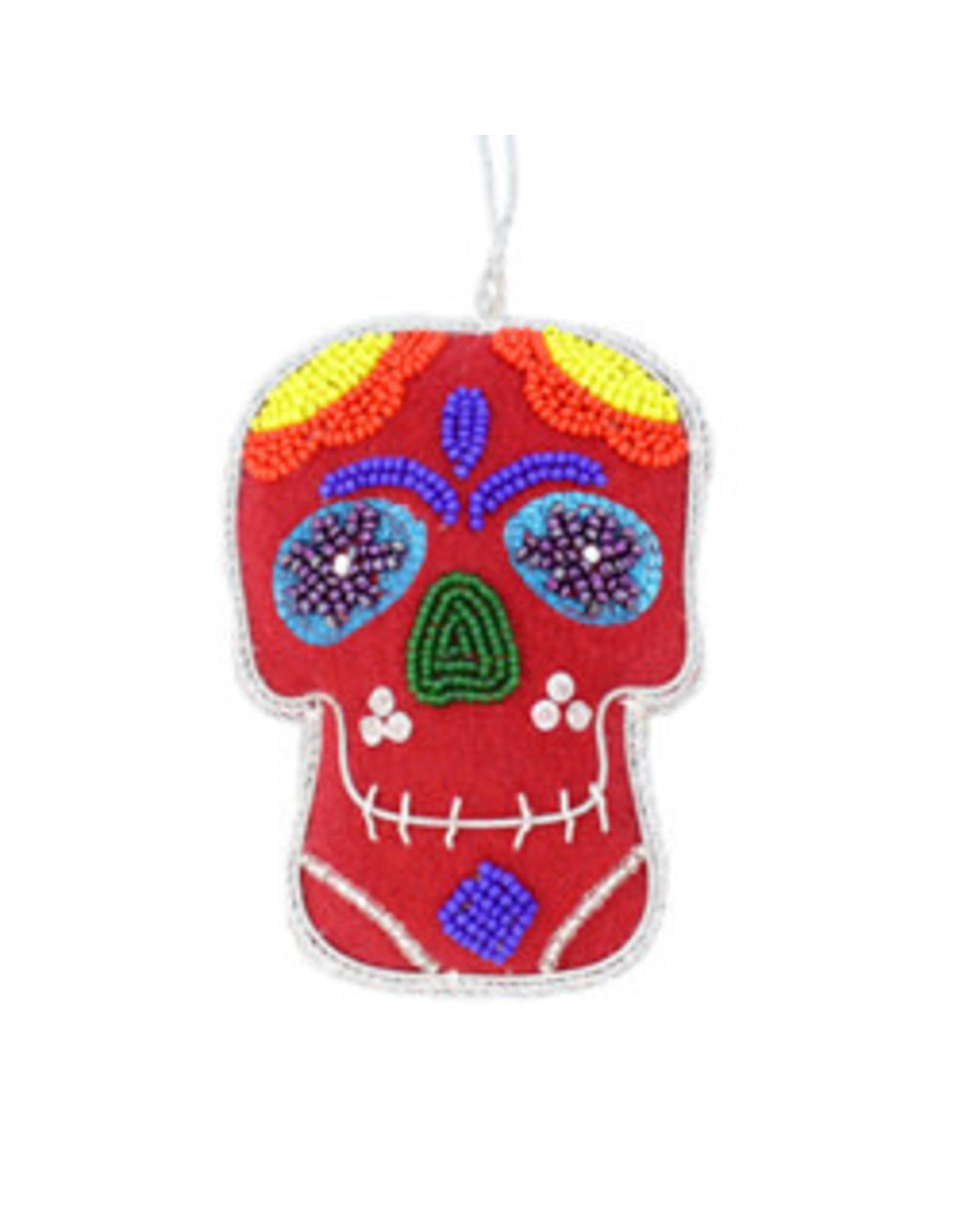 Skeleton Ornament, India