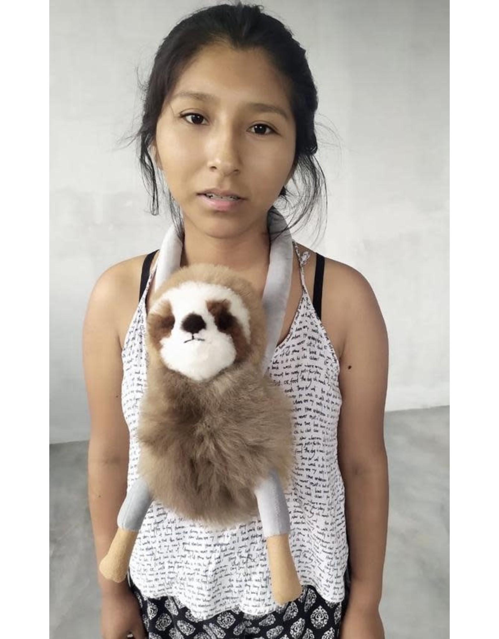 Alpaca Fur Animal, Sloth, Peru