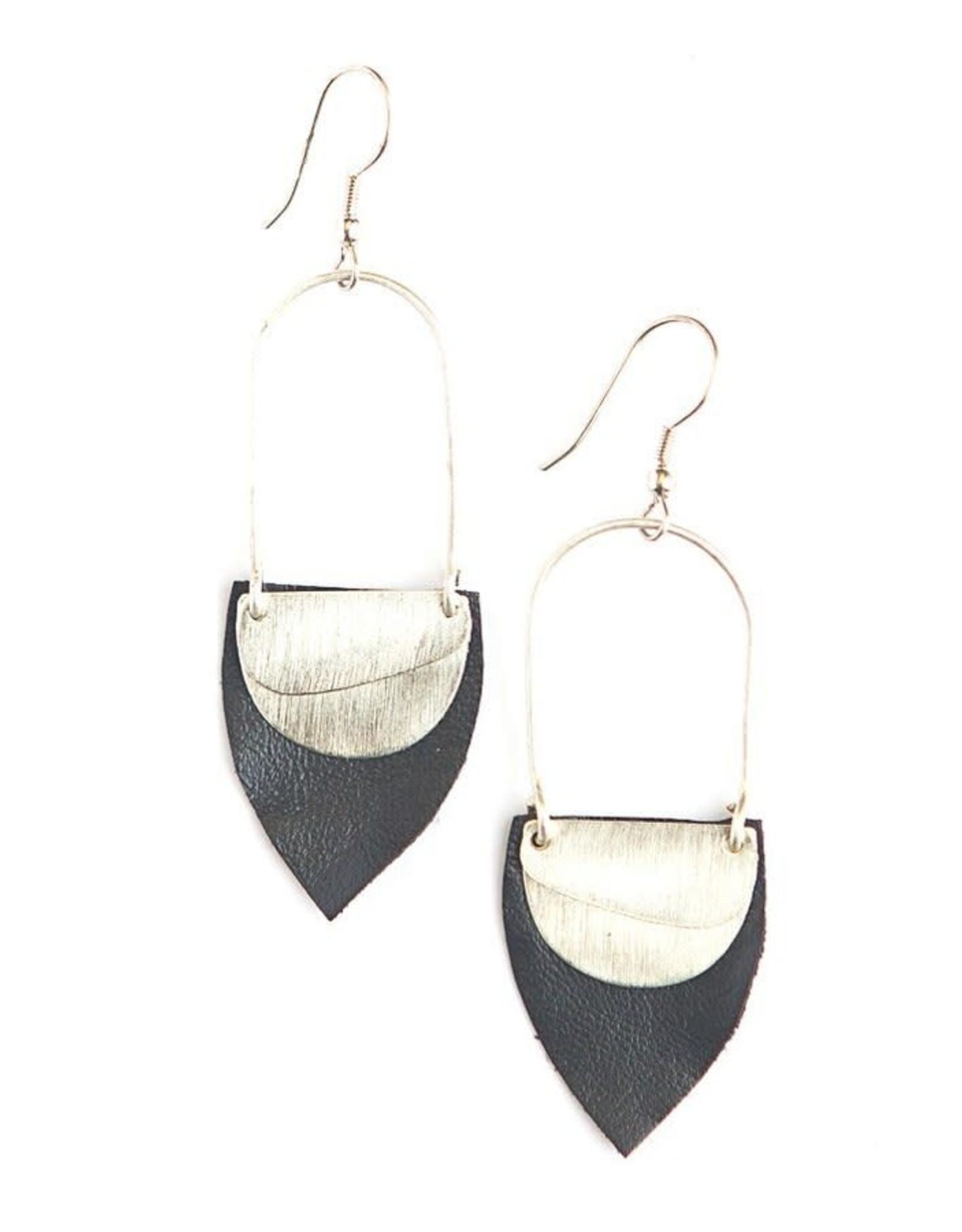 Trailblazer Earrings, India