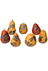 Nature Mix Gourd Ornament, Peru