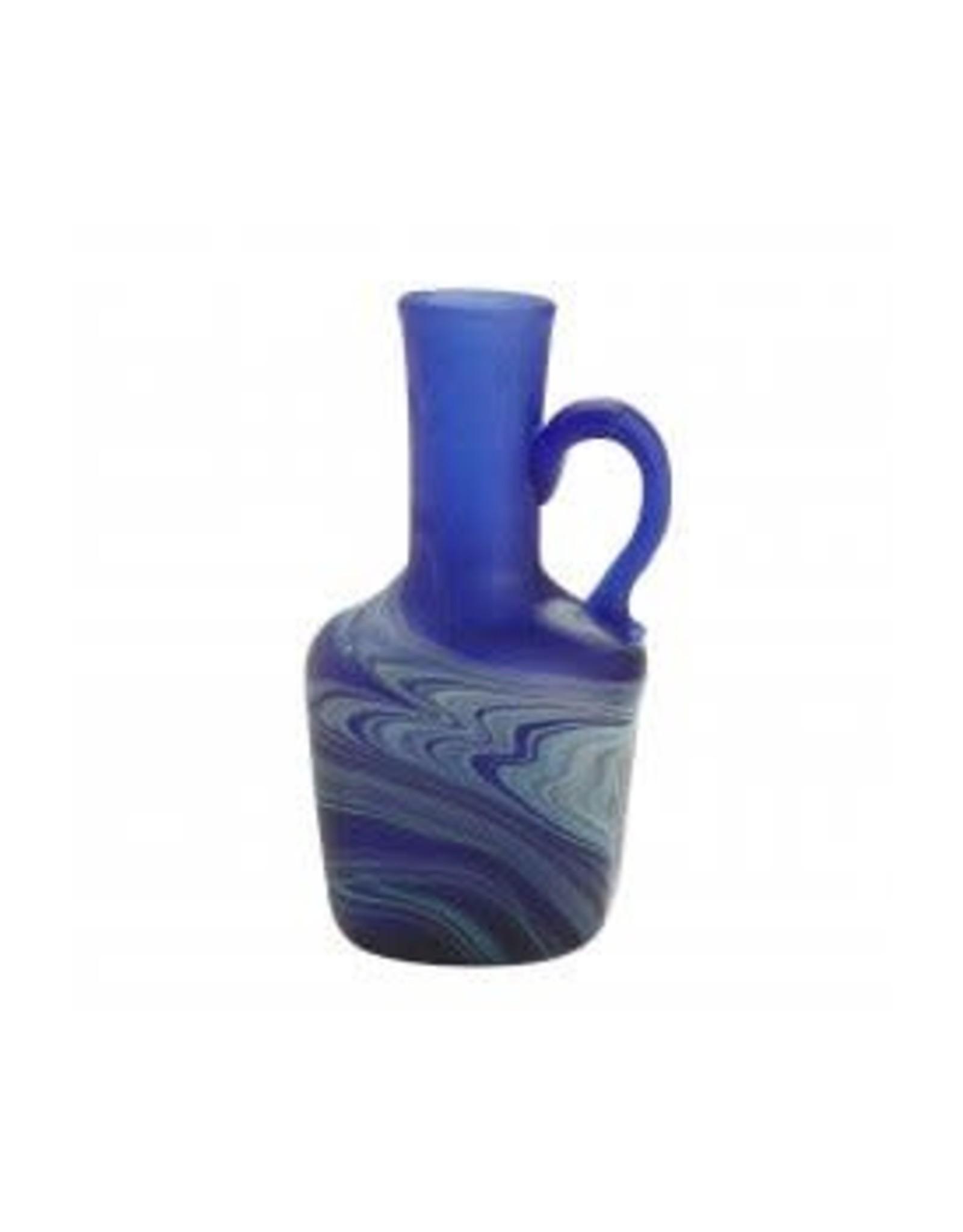 Phoenician Glass Mini Vase, West Bank