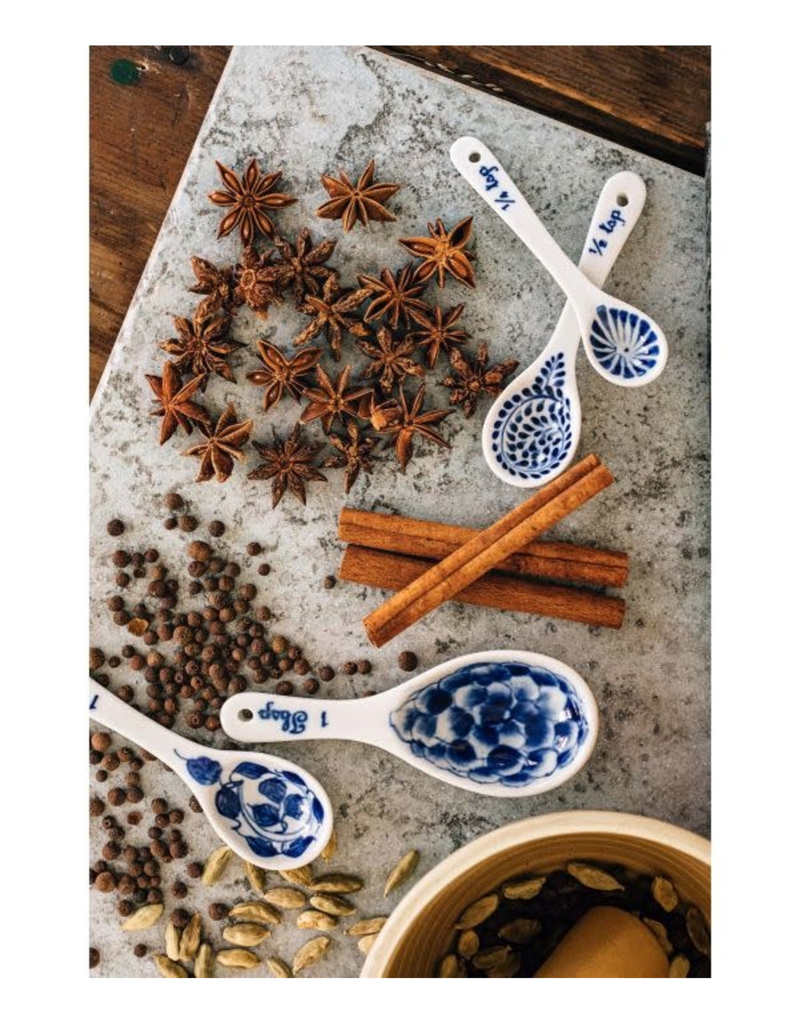 Measuring Spoon Set, Vietnam
