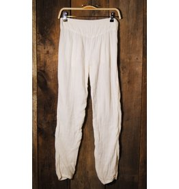 Double Cotton Leggings, White L/XL, Thailand