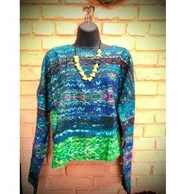 Organic Cotton Fleece Sweatshirt