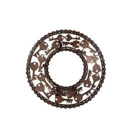 Key & Bike Chain Frame, India