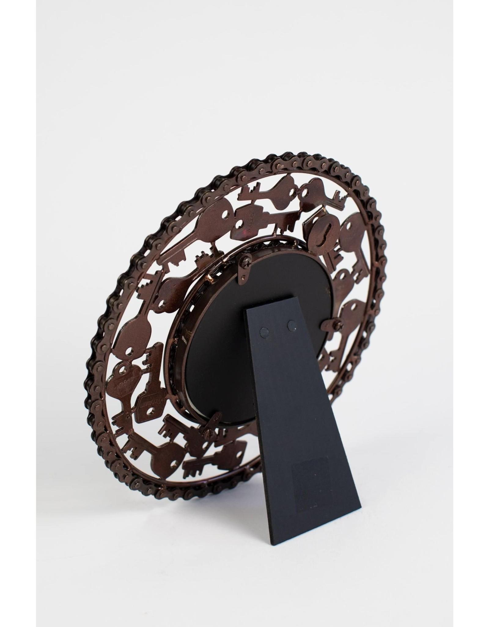 Key & Bike Chain Frame