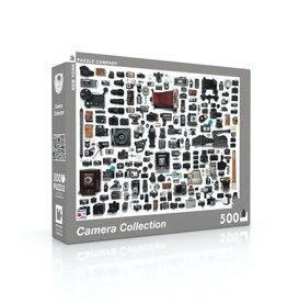 Camera Collection Puzzle, 500 pieces