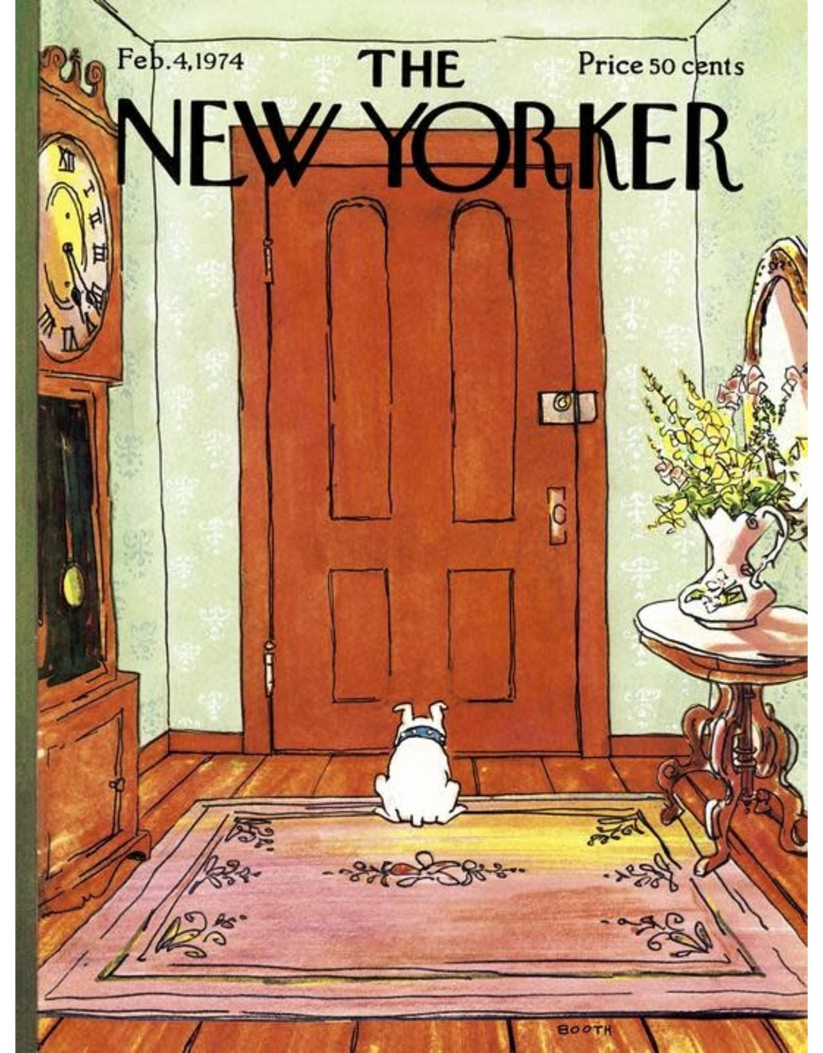 Dog Behind the Door Puzzle, 1000 pieces