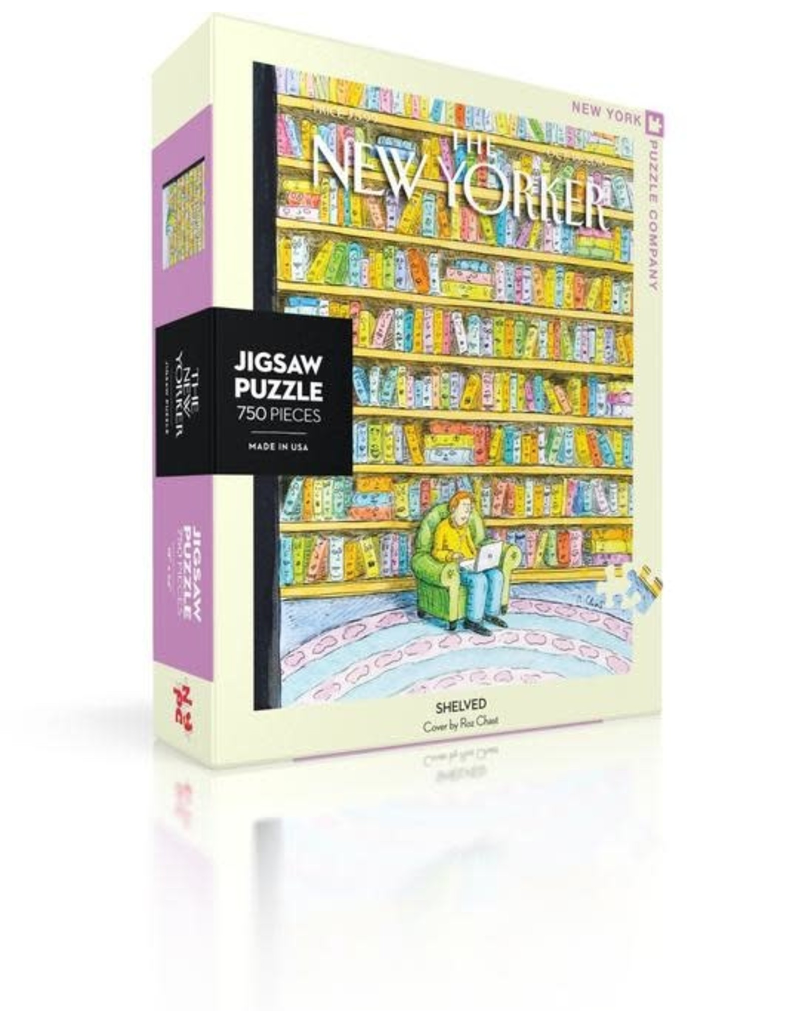 Shelved Puzzle, 750 pieces