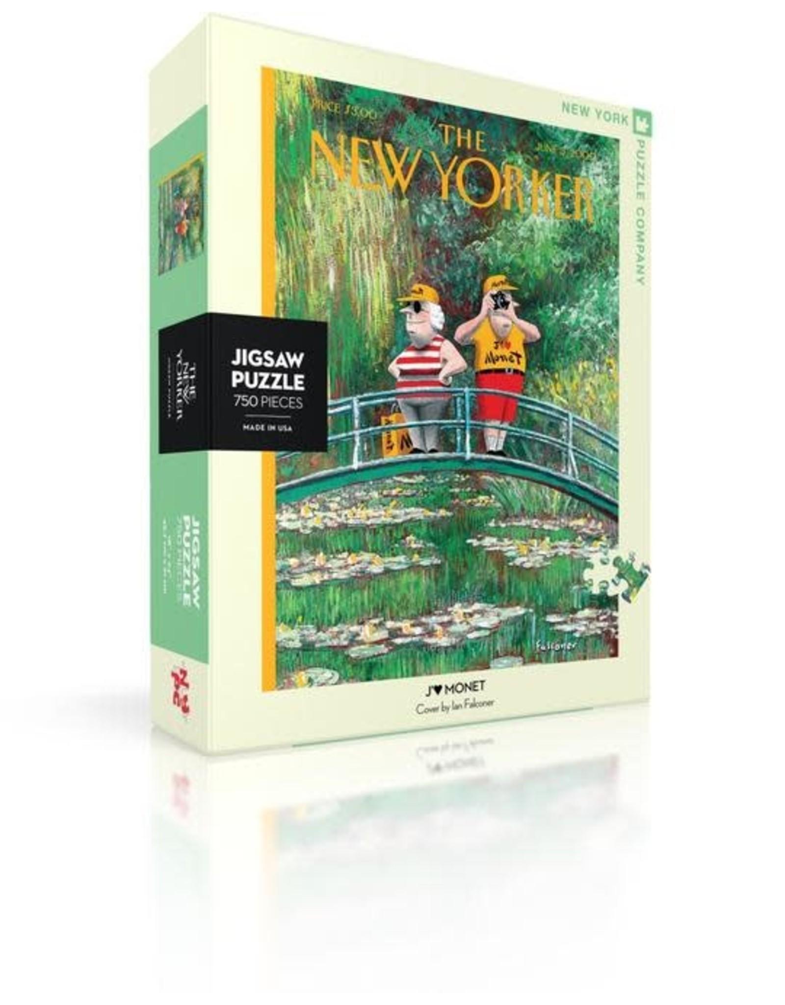 J'aime Monet Puzzle, 750 pieces