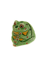 Ceramic Card Holder  Frog