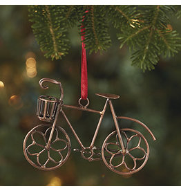 Bicycle Ornament, India