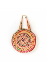 Chindi Shoulder Tote, India