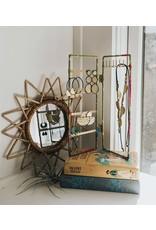 Upcycled Sari Jewelry Stand - Assorted