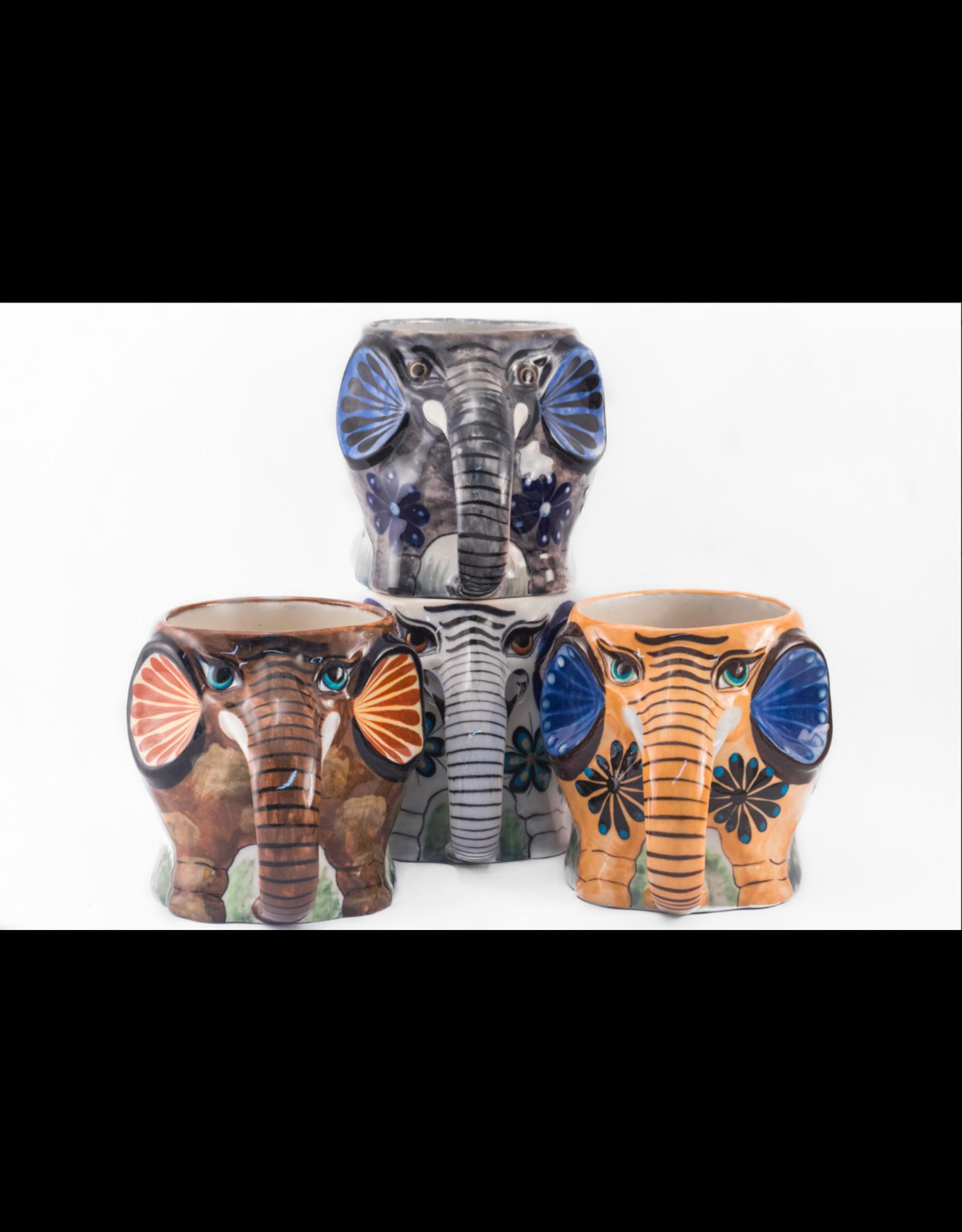 Elephant Mug, Guatemala