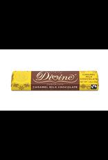 Divine,  Milk Chocolate Caramel Bar SMALL