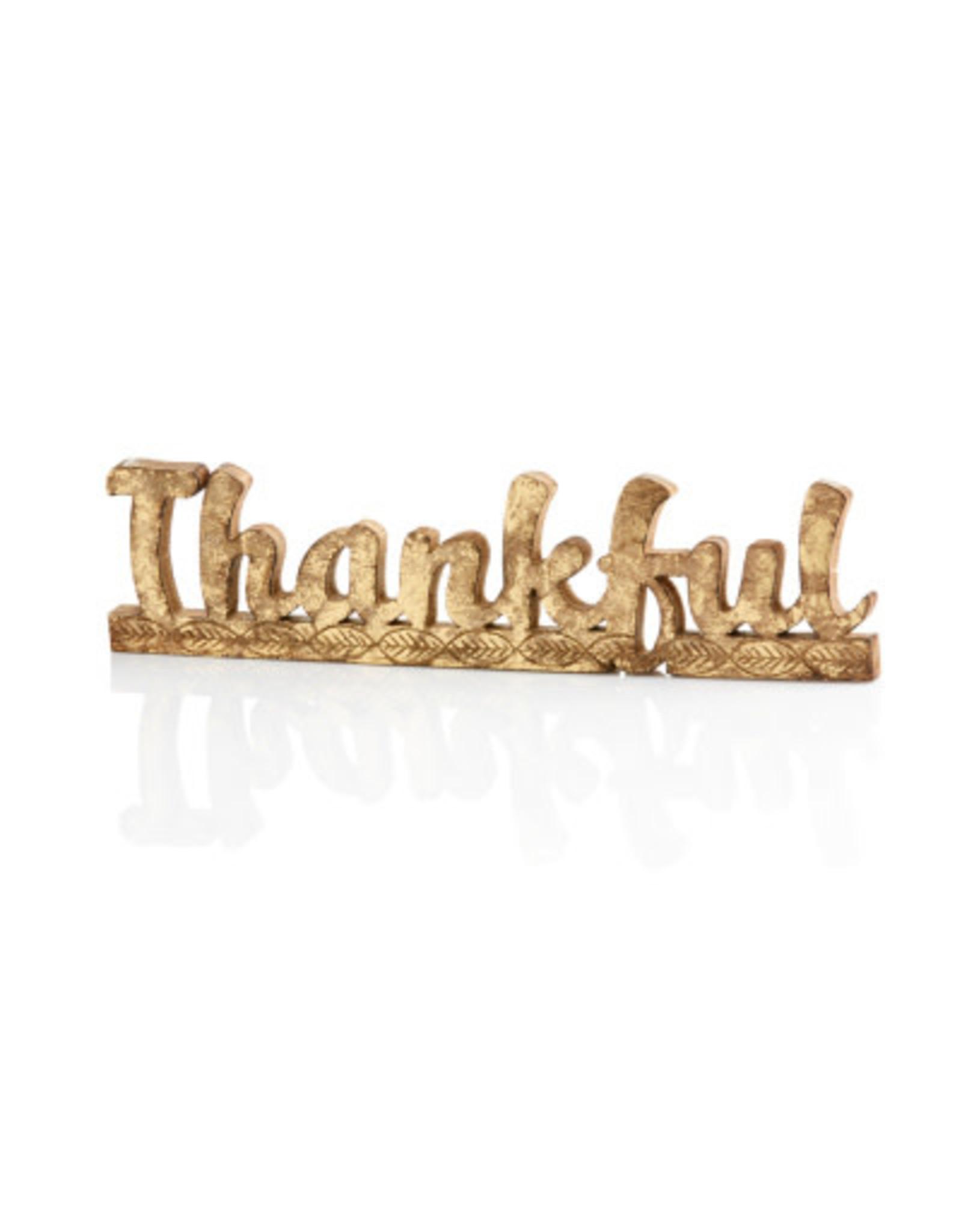 Thankful Word Art, India
