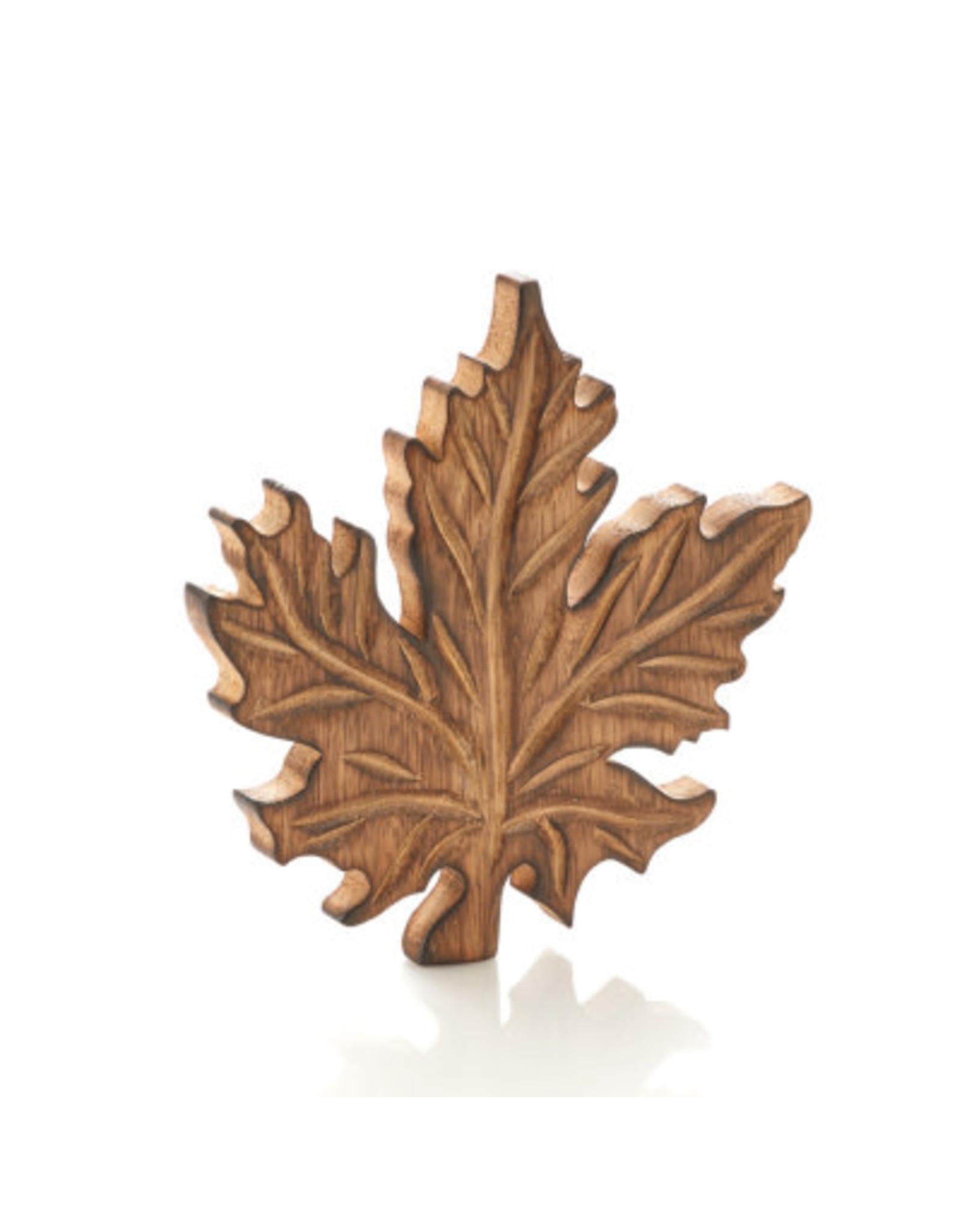 Maple Leaf Trivet, India