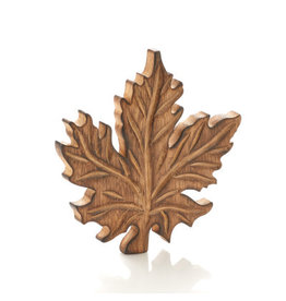 Maple Leaf Trivet, India