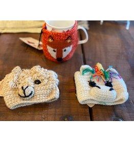 Mug Cozies, Fox