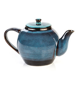 Lak Lake Ceramic Tea Infuser Teapot, Vietnam