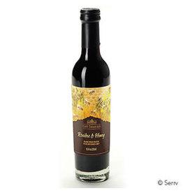 Rooibos & Honey Vinegar Reduction