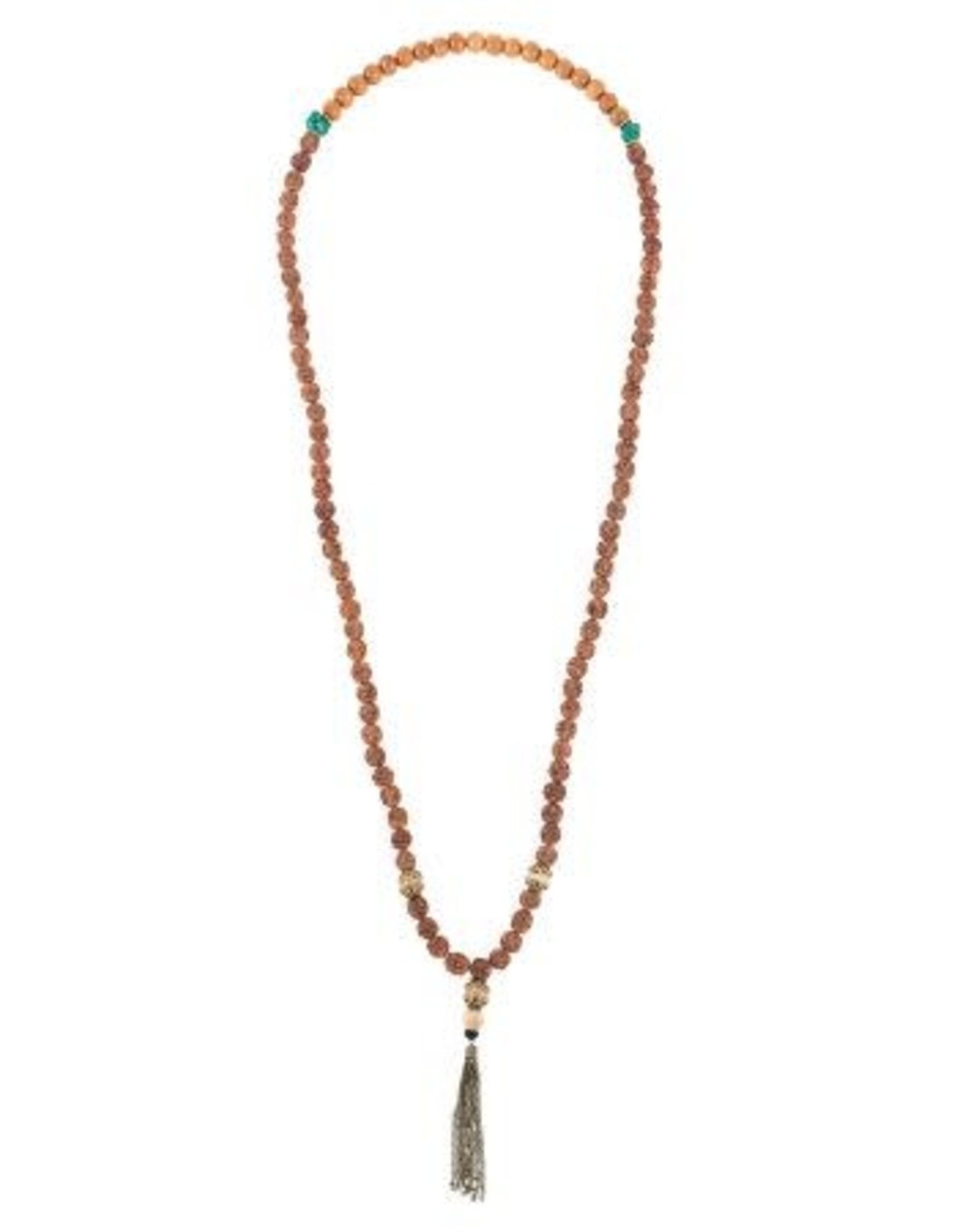 Mala Beads Necklace, India