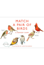 Match a Pair of Birds, A Memory Game
