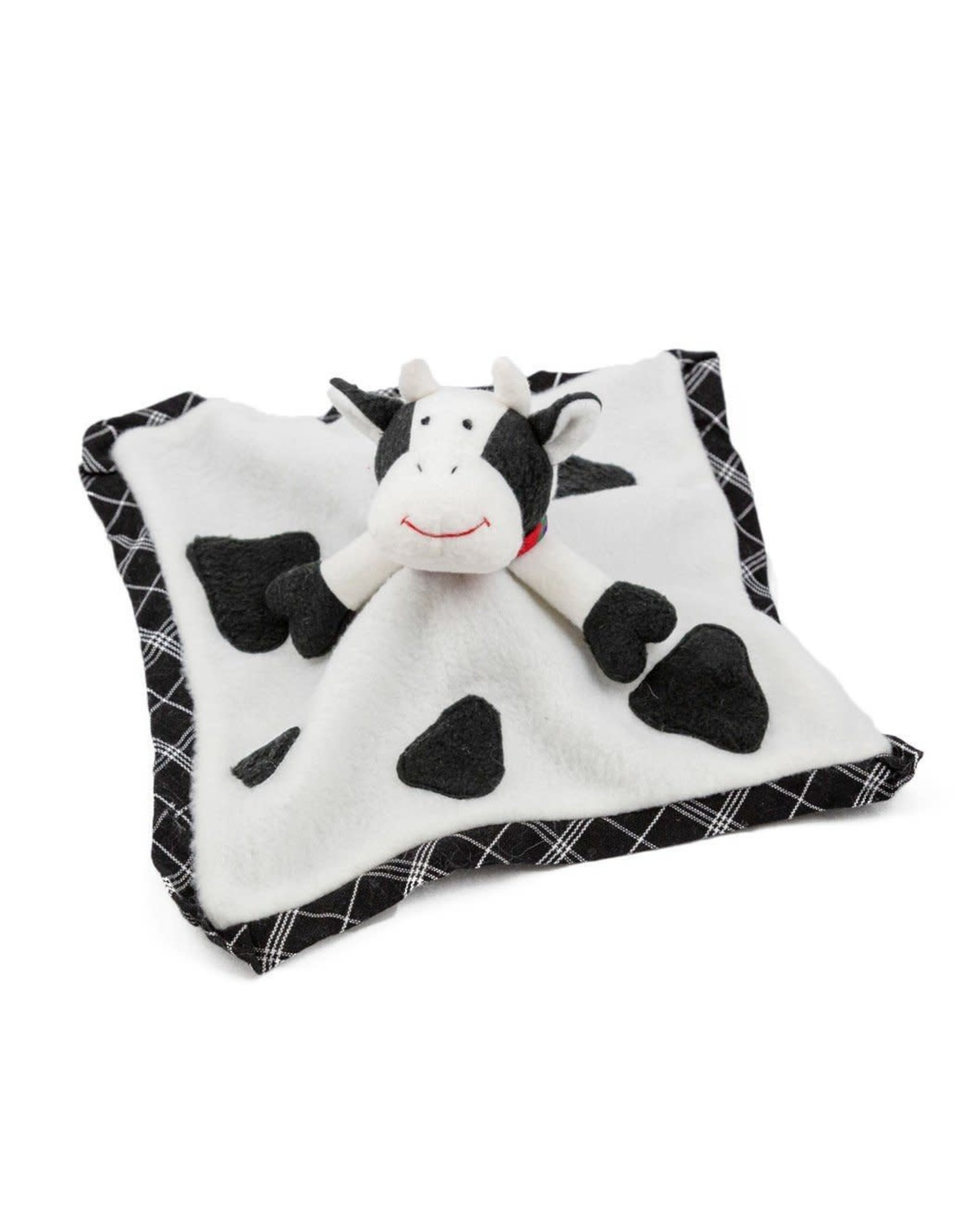 Baby Cow Snuggle Blanket