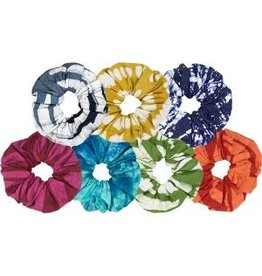 Batik Scrunchies, Ghana