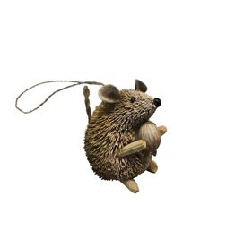 Bottle Brush Mouse Ornament, Philippines