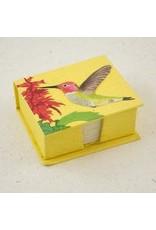 Note Box, Hummingbird, Sri Lanka