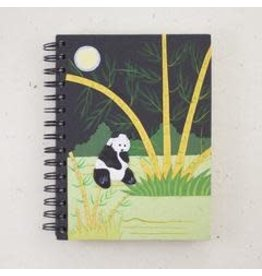 Large Notebook, Panda, Sri Lanka