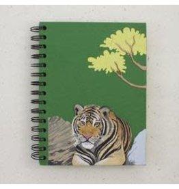 Large Notebook, Tiger, Sri Lanka